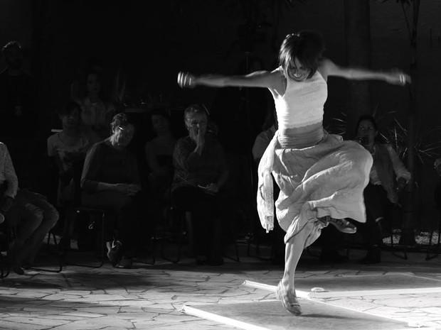 Projeto 4x4 reúne sapateado e jazz no palco do Sesc Piracicaba (Foto: Divulgação)