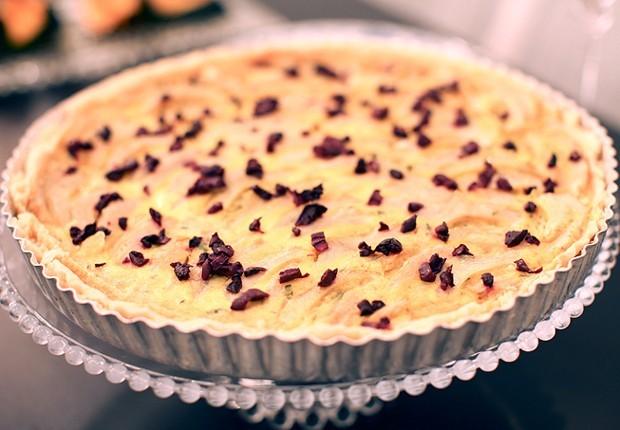 Torta de alcachofra (Foto: Casa e Comida)