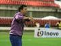 Frustrado com derrota, técnico do  CSE esperava vitória diante do CRB
