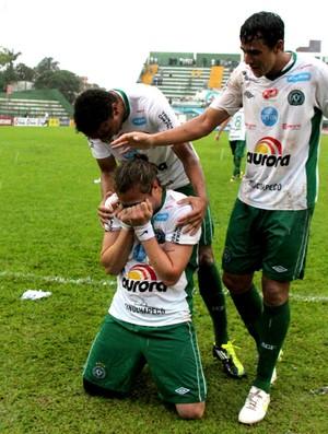 Rodrigo Gral, Chapecoense (Foto: Divulgação/Aguante Comunicação)