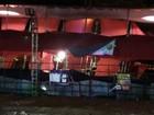 Camarote desaba em show sertanejo e fere 27 pessoas no interior de SP