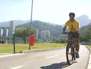 Clayton Conservani Eu Atleta corrida planeta extremo (Foto: Bebel Clark / Globoesporte.com)