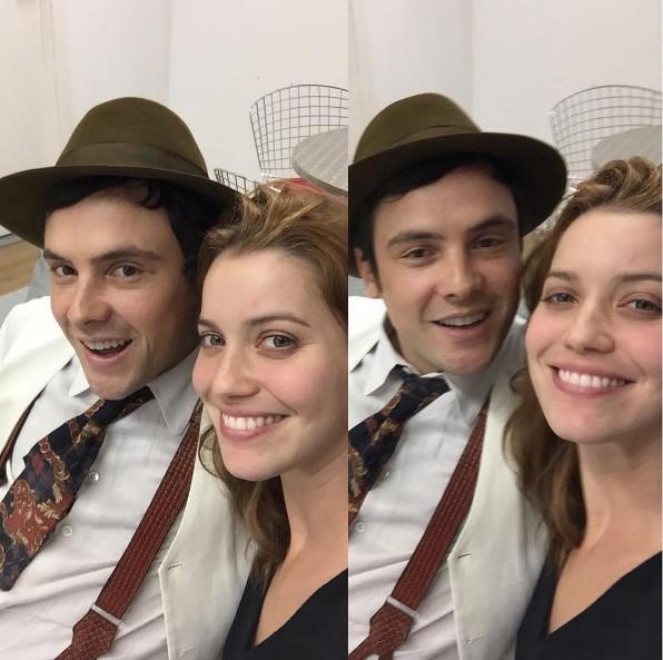 Sérgio Guizé e Nathalia Dill (Foto: Instagram / Reprodução)