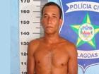 Homem é preso ao visitar irmão na delegacia de São Luís do Quitunde