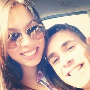 Oscar parabeniza a esposa Ludy (Foto: Reprodução/Instagram)