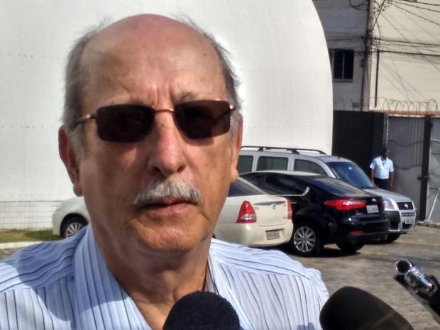 Sergio Aurich, testemunha do coronel Ferreira (Foto: Juirana Nobres/ G1)