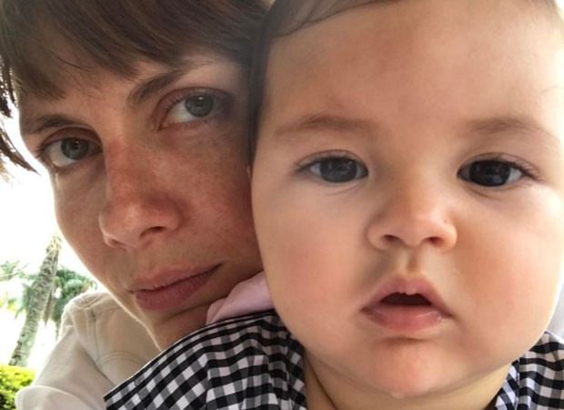 Ana Claudia Michels e Iolanda (Foto: Reprodução)