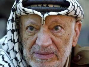 Yasser Arafat. (Foto: Muhammed Muheisen / Arquivo / AP Photo)