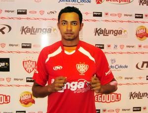Diogo, atacante do Noroeste para a Copa Paulista (Foto: Thiago Navarro/EC Noroeste)