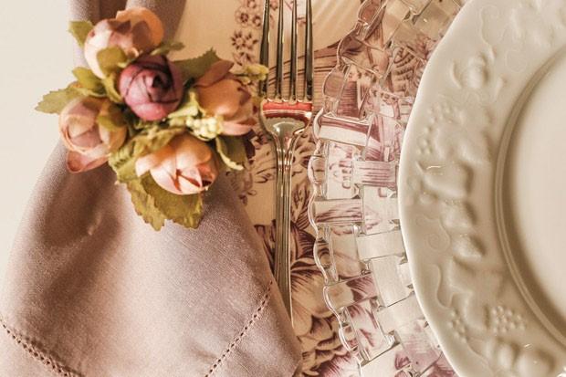 Jantar a dois (Foto: Michelle Moll)