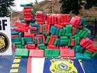 Menores são detidos com 100kg de maconha na BR-101 em Viana