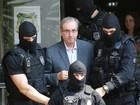 Polícia Federal pede transferência de Eduardo Cunha, Genu e Léo Pinheiro