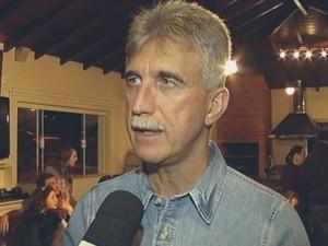 Milton Monti foi eleito por São Manuel (Foto: Reprodução / TV TEM)