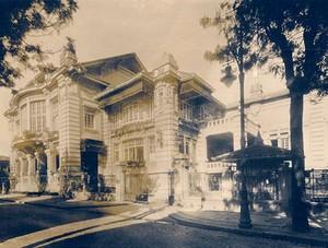 aniversário sede das Laranjeiras (Foto: Divulgação / Site Oficial do Fluminense)