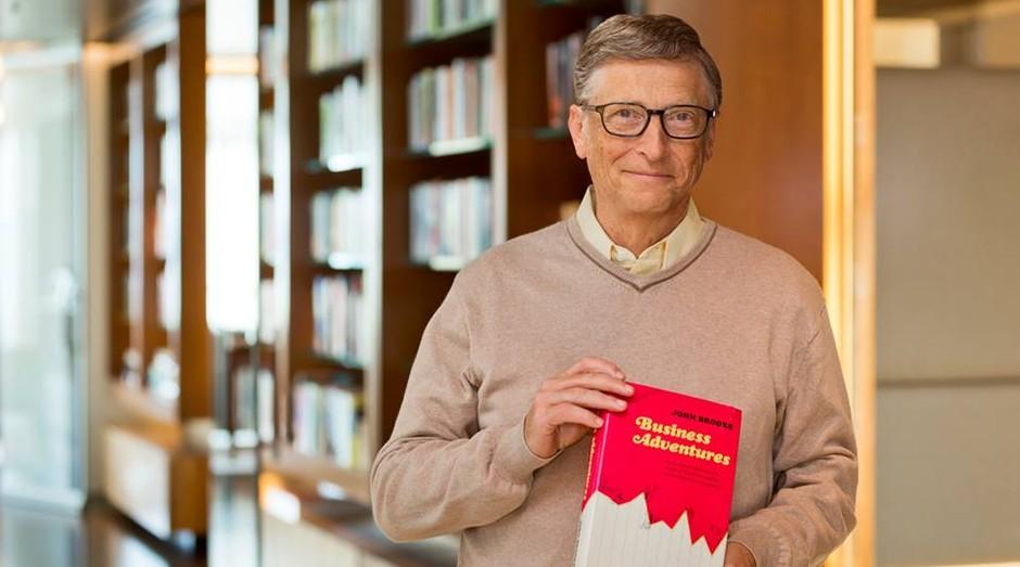Bill Gates: para o fundador da Microsoft, falhas devem ser mais valorizadas que acertos (Foto: Divulgação)
