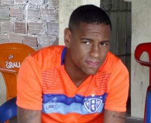 Robert meia Paysandu (Foto: Ary Souza/O Liberal)