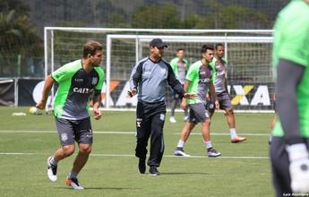 Rafael Moura inicia transição e segue processo de recuperação no Figueira