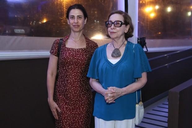 Fernanda Torres e Fernanda Montenegro (Foto: Roberto Filho/Brazil News)