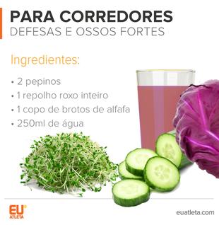 EuAtleta INFO 5+ Sucos Para Corredores (Foto: Eu Atleta)
