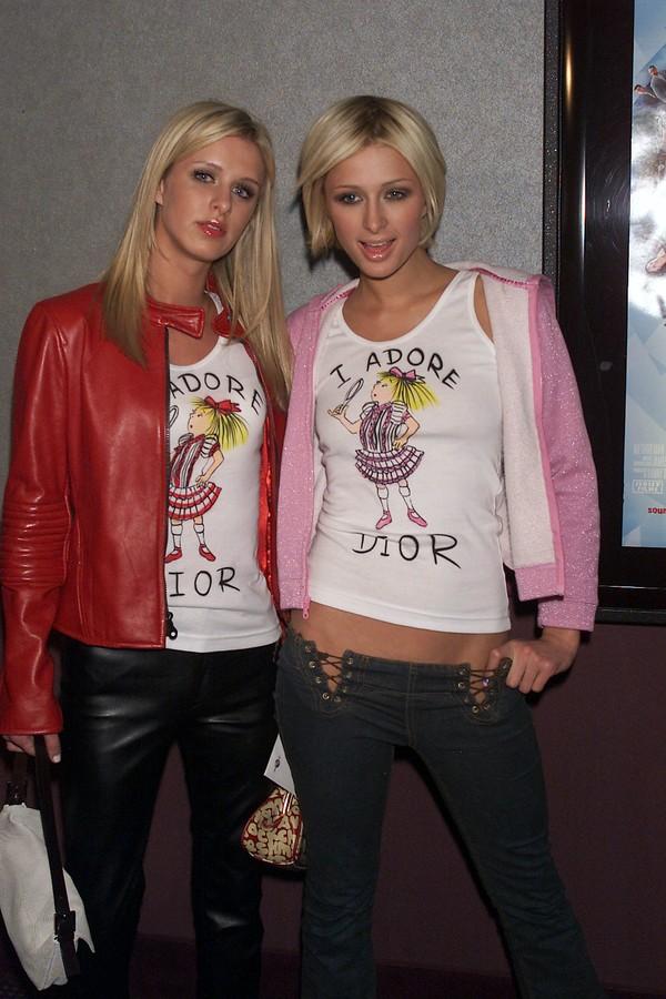 Nicky Hilton e Paris Hilton (Foto: Getty Images)