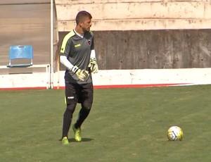 Michel Alves, Botafogo-PB (Foto: Reprodução / TV Tapajós )