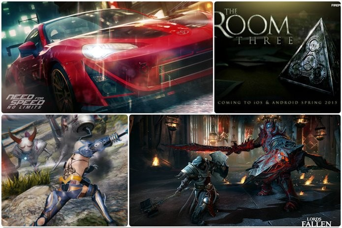 Veja alguns dos jogos mais incríveis que serão lançados em 2015 para Android e iOS (Foto: Divulgação)