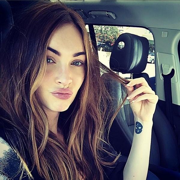 Megan Fox (Foto: Reprodução Instagram)