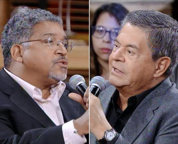 Coroneis participam do Na Moral (Foto: Na Moral/TV Globo)