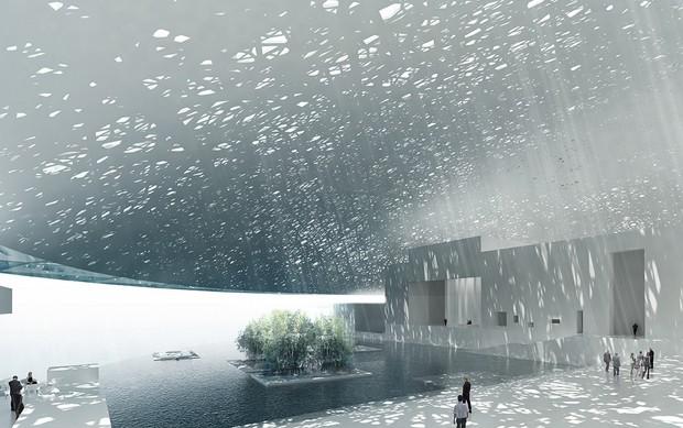 Abu Dhabi quer ter uma das maiores instituições culturais do mundo (Foto: Divulgação)