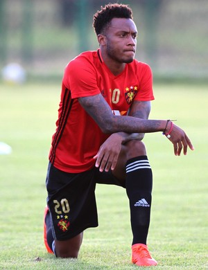 Rodney Wallace Sport (Foto: Marlon Costa / Pernambuco Press)