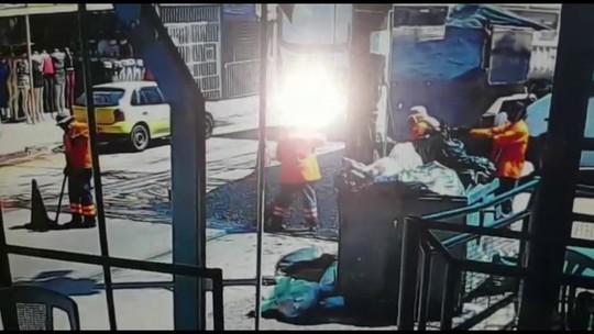 Passageira é arremessada ao teto quando ônibus passava em quebra-molas no DF