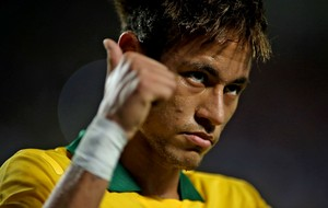 neymar brasil honduras (Foto: Mowa Press)