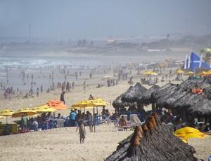 Praia do Futuro Fortaleza (Foto: André França/Divulgação)
