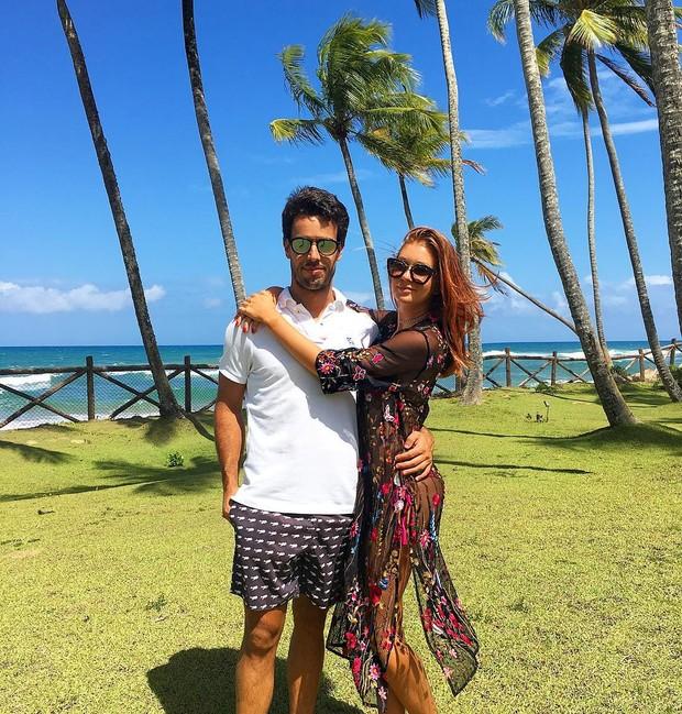Marina Ruy Barbosa e Xandinho Negrão (Foto: Reprodução/Instagram)