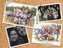 VC no Globo Cidadania: fotografias e depoimentos sobre a amizade