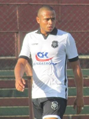 Felipe Capixaba, atacante do Rio Branco-ES (Foto: Deysiane Gagno/Rio Branco AC)
