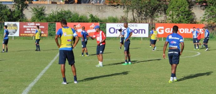 Bahia treino (Foto: Divulgação / EC Bahia)