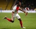 Invicto, Monaco bate o Tottenham  e garante vaga nas oitavas de final