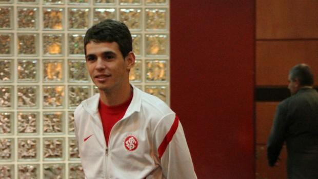 Oscar em Caxias do Sul (Foto: Diego Guichard/GLOBOESPORTE.COM)