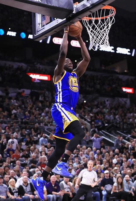 Draymond Green - Golden State Warriors x San Antonio Spurs - Game 4 (Foto: Ronald Martinez/Getty Images)