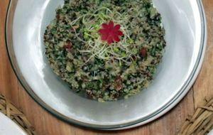 Tabule de quinoa: receita da Bela Gil