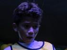 Camepão termina prova em um minuto (Josiel Martins)