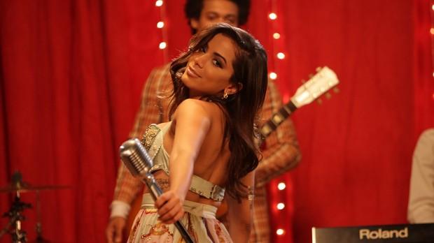 anitta clipe ritmo perfeito (Foto: Divulgao)