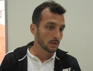 Edu Dracena Bem, Amigos Corinthians (Foto: David Abramvezt)