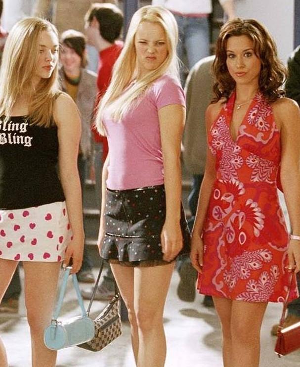 """Regina George, de """"Meninas Malvadas"""", com a bolsa Gucci que foi hit nos anos 2000 (Foto: Reprodução)"""