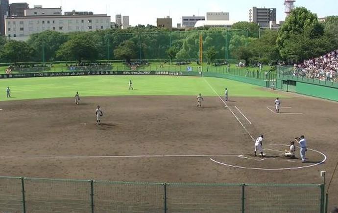 jogo de beisebol dura dois dias (Foto: Divulgação)