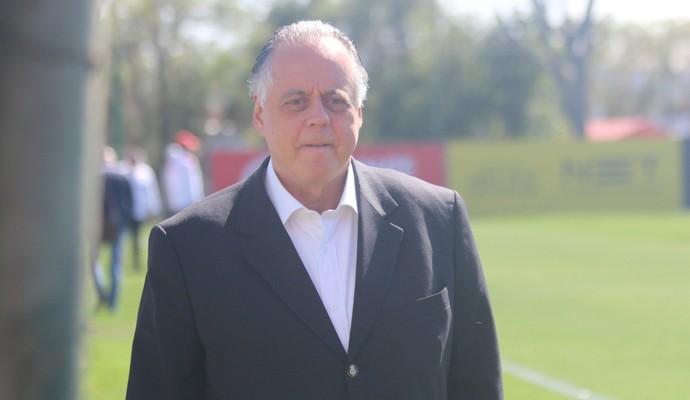 Fernando Carvalho vice presidente do Inter (Foto: Eduardo Deconto/GloboEsporte.com)