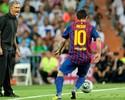 Jornal: Mourinho vai comandar time de Messi na despedida de Ballack
