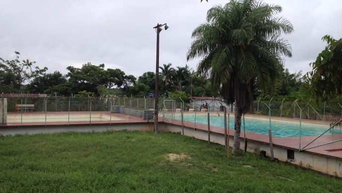 Santana Esporte Clube Amapá (Foto: Jonhwene Silva/GE-AP)