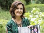 Fátima Bernardes abre álbum de família e revela passado de mãe 'linha-dura'